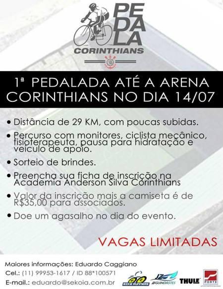 Pedala Corinthians