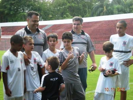Meu filho Guilherme (16) campeão Sub9 2012 Cifac - final realizada na Fazendinha