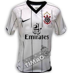 Emirates na camisa, Emirates no estádio: Não é de hoje...